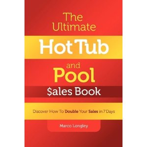 The Ultimate Hot Tub and Pool $ales Book